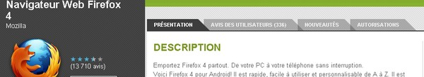 bandeau Firefox 4 Android - Firefox 4 arrive sur Android