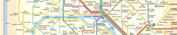 bandeau ratp - Pister les contrôleurs dans le métro