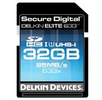 Delkin Elite - Delkin Elite 663, la carte SDHC la plus rapide au monde