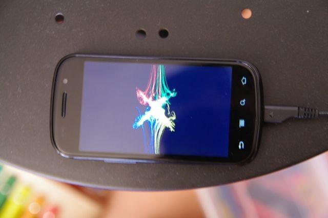 Demarrage Nexus S - 15 jours avec le Nexus S