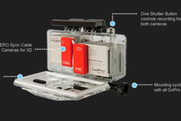 GoPro3D Synchro 370x247 - Filmez en 3D avec GoPro