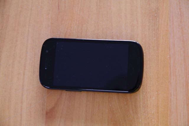 Nexus S Seul - 15 jours avec le Nexus S