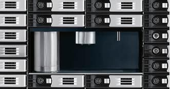 PA42000 Deluxe Cafe - Thecus annonce le PA42000 Edition Machine à Café Deluxe