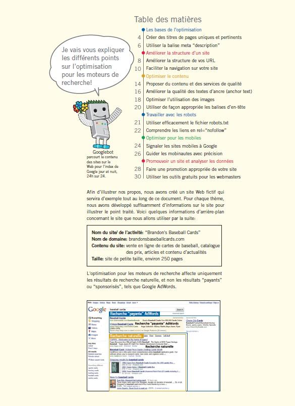 extrait guide SEO - Guide SEO pour les nuls