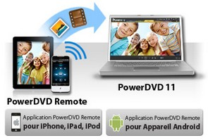 powerDVD 11 o3 - PowerDVD 11 est disponible