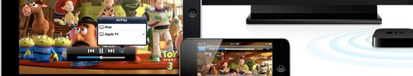 AirPlay en action - Windows Media Center compatible Airplay
