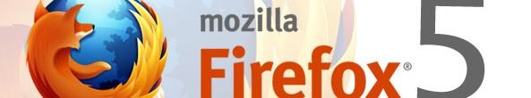 Firefox 5 - Firefox 5 disponible cet été