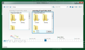 History Vault Windows 8 - Quoi de neuf dans Windows 8 ?