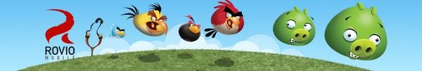 Rovio Angry birds - Rovio veut entrer en Bourse