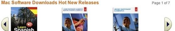 amazon mac store1 - Amazon lance son Mac Store avec plus de 250 titres