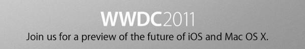 bandeau WWDC 2011 - Keynote 2011