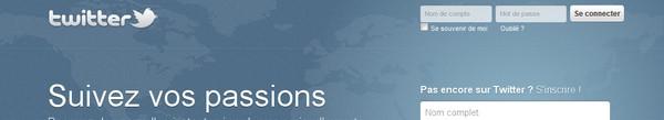 bandeau twitter - Twitter 2.1.0 - Mise à jour importante pour mobile sous Android