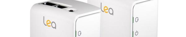 CPL Lea NetSocket200 Nano 2 prises - Nouveaux CPL performants chez LEA
