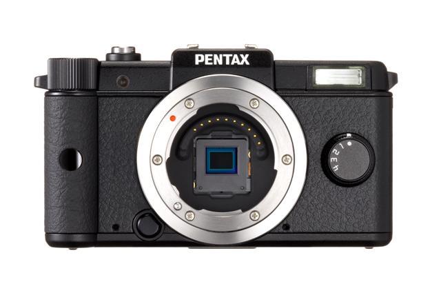 Pentax Q Nu - PENTAX Q - Hybride le plus fin du monde