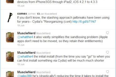 Tweets Jailbreak iPad 2 370x247 - Jailbreak iPad 2 en approche...