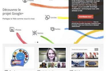google plus 370x247 - Google+, le réseau social de Google