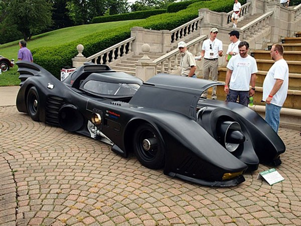BatMobile - Il crée sa propre Batmobile