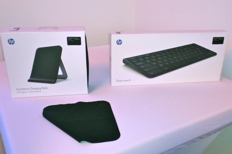 DSC 0044 770x513 - HP TouchPad, un concurrent à l'iPad 2 ?