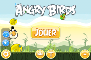 Golden Egg 5 300x200 - Angry Birds et les Oeufs d'Or…