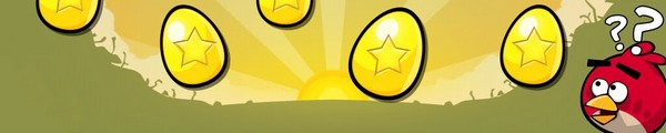 Golden eggs - Angry Birds et les Oeufs d'Or…