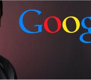 Larry Page 293x260 - Google se porte bien, merci.