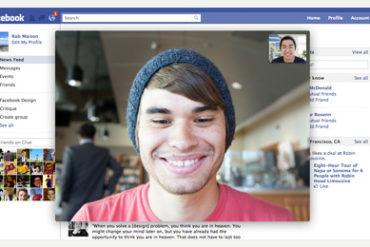Skype et Facebook 370x247 - 10,5% des français ont abandonné Facebook en 2011