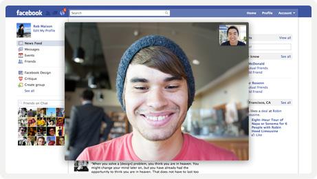 Skype et Facebook - 10,5% des français ont abandonné Facebook en 2011