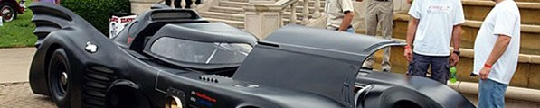 bandeau BATMOBILE - Il crée sa propre Batmobile