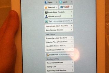 iPad 2 et Cydia 370x247 - Jailbreak de l'iPad 2 enfin disponible