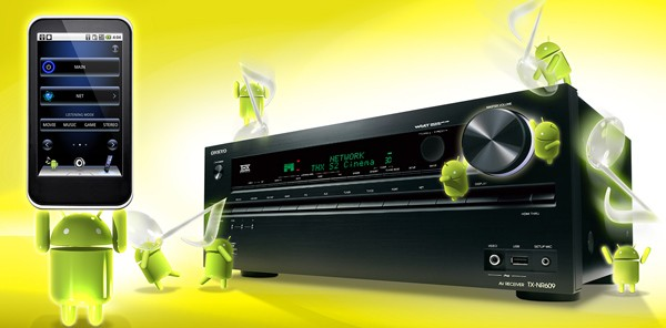 onkyo android telecommande - ONKYO passe sous Android