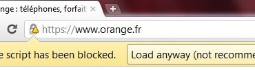 orange bloqué par Google Chrome 14 370x102 - Google Chrome 14 disponible