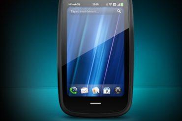 Palm Pre3 370x247 - Le HP Pre3 est arrivé