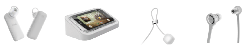 Accessoires Htc Rhyme - HTC Rhyme dévoilé...