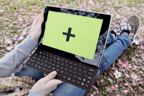 EEE Pad Slider - Asus - Portable et tablette