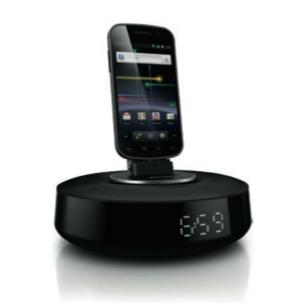 Fidelio AS111 - Première station d'accueil pour Android