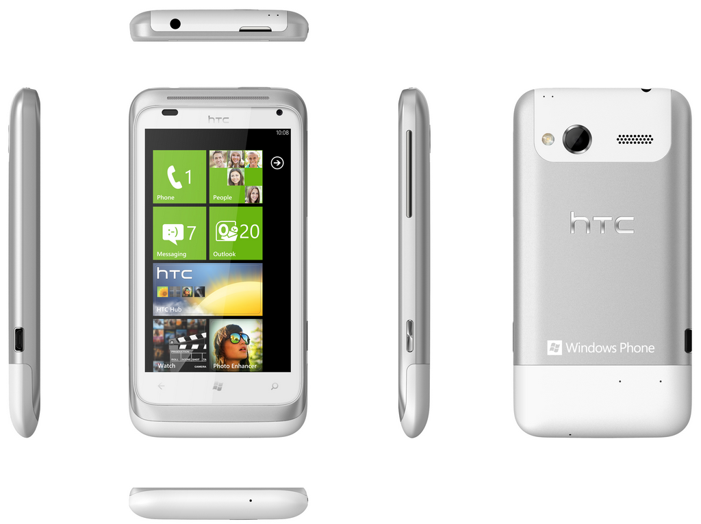 HTC Radar - HTC Radar & Titan