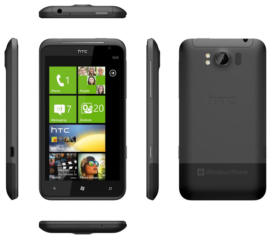 HTC TITAN - HTC Radar & Titan
