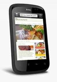 HTC explorer - HTC Explorer : 135€