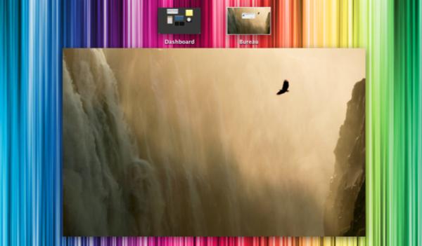 New image Mission Control - Lion : Changez le fond de Mission Control & Dashboard