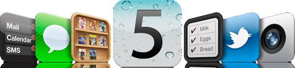 Nouveautes iOS 5 - Jailbreak iPhone 4S et iPad 2 (mise à jour)