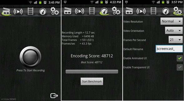 ScreenCast & Screen Recorder