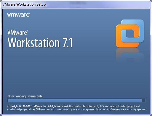 VMware installation