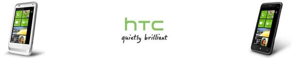bandeau HTC - HTC Radar & Titan