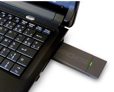 cle 3g archos PC - Archos G9 arrivent...