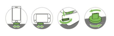 connecteur philips android - Première station d'accueil pour Android