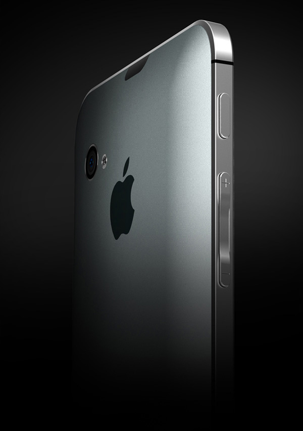 iPhone5 concept