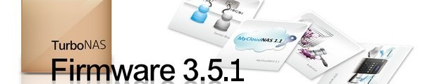 Firmware 3.5.1 - QNAP annonce TurboNas 3.5.1