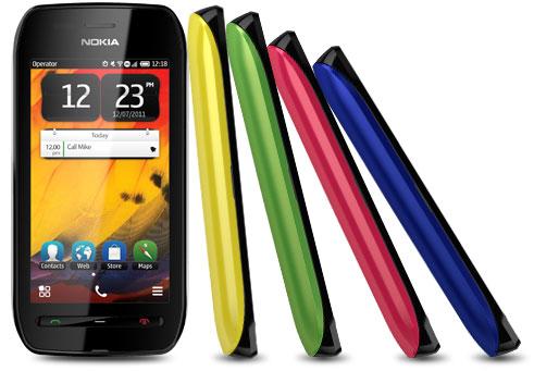 Nokia 603 - Nokia 603 débarque...