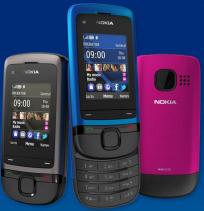 Nokia C2 05 - Nokia C2-05 à 79€