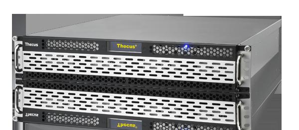 Thecus N8900 - Thecus se met au français dans ses vidéos